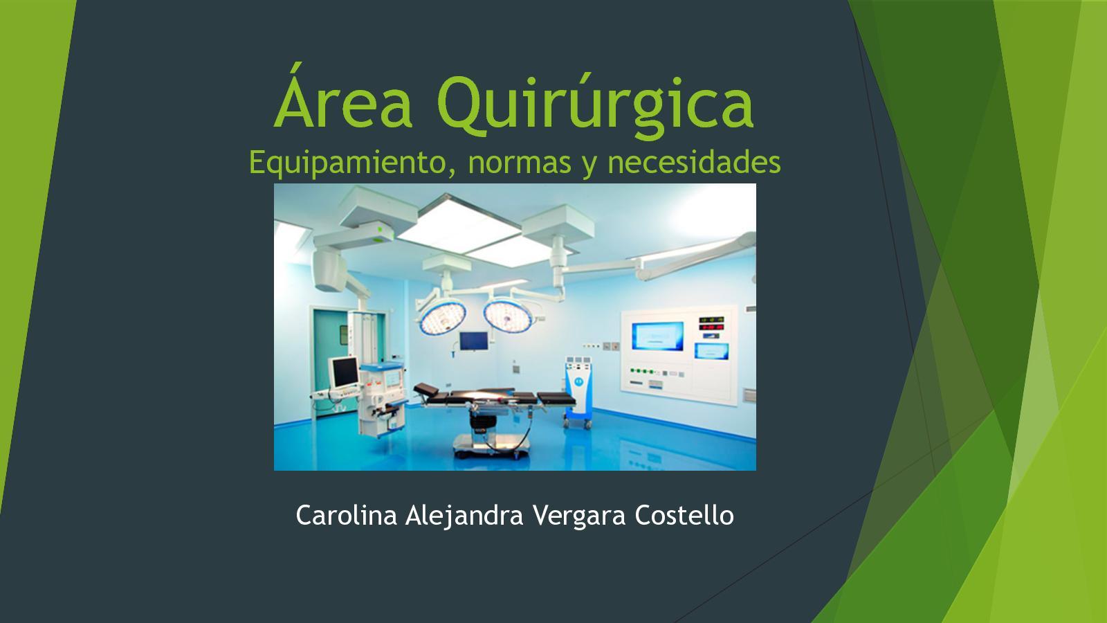Circuito Quirurgico : Calaméo Área quirúrgica