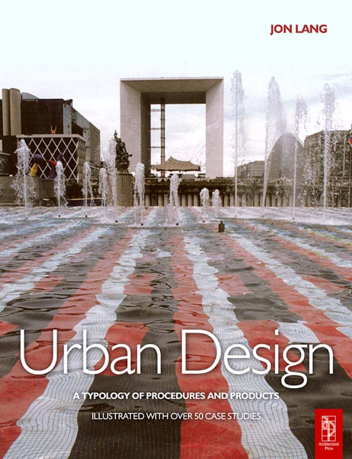 Calaméo urban design a typology of procedures and products