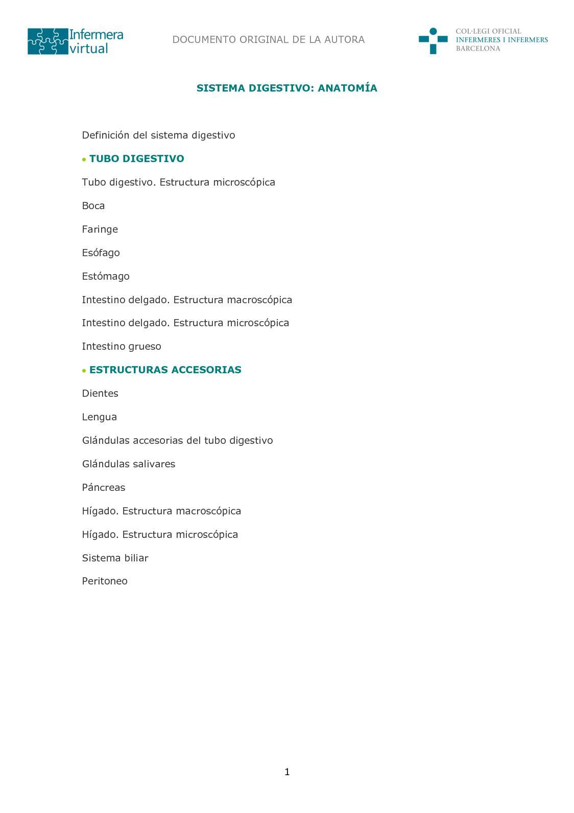 Calaméo - Sistema Digestivo