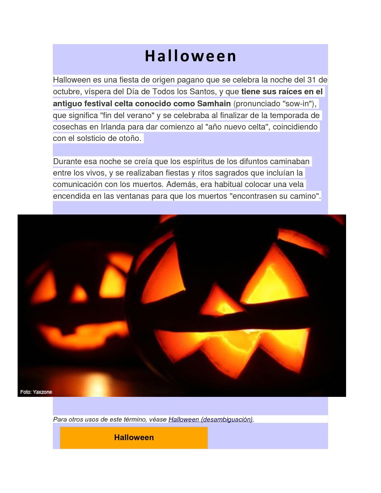 Calaméo - Halloween