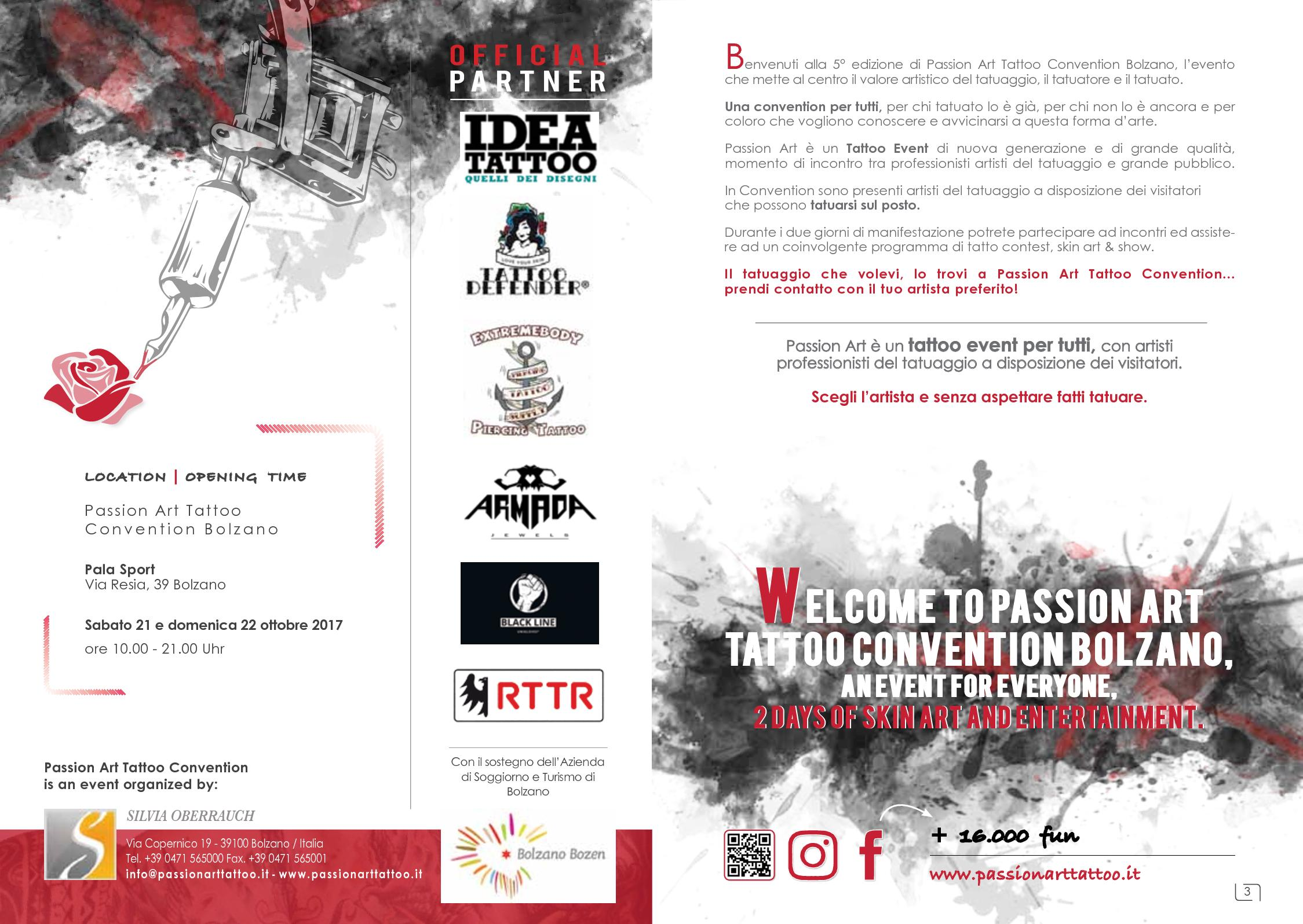 Catalogo Passion Art Tattoo Bz 2017 - CALAMEO Downloader