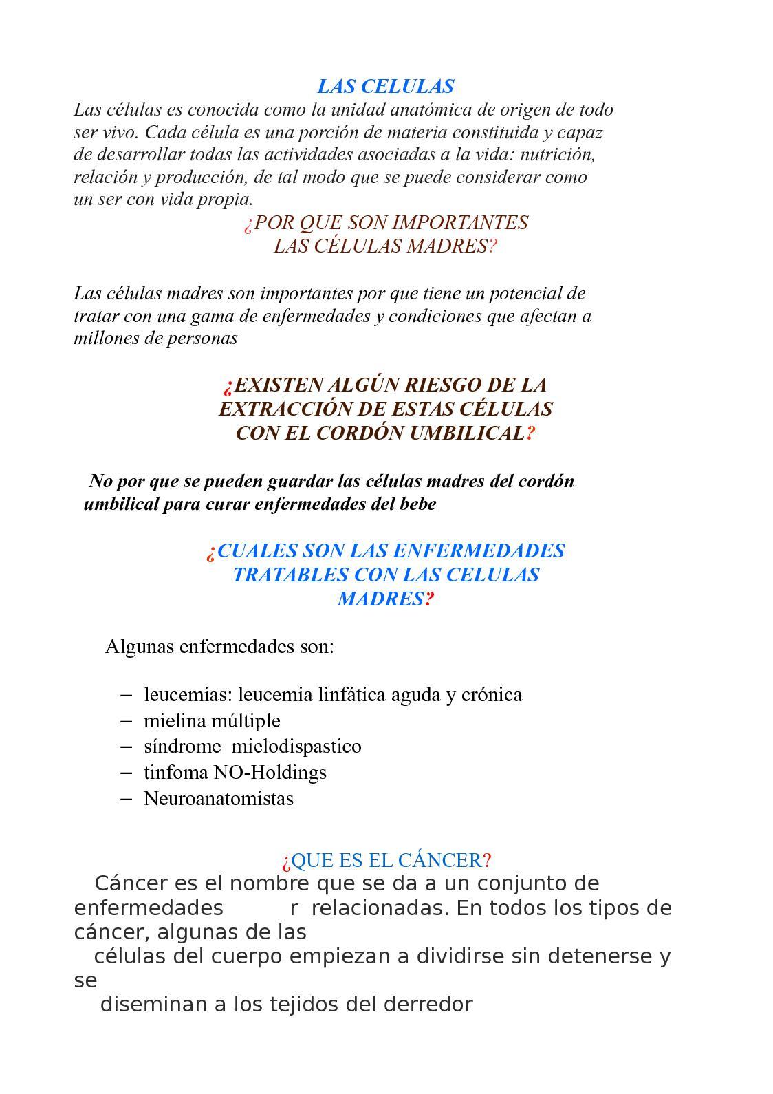 Calaméo - Armero Y Escudero Las Celulas
