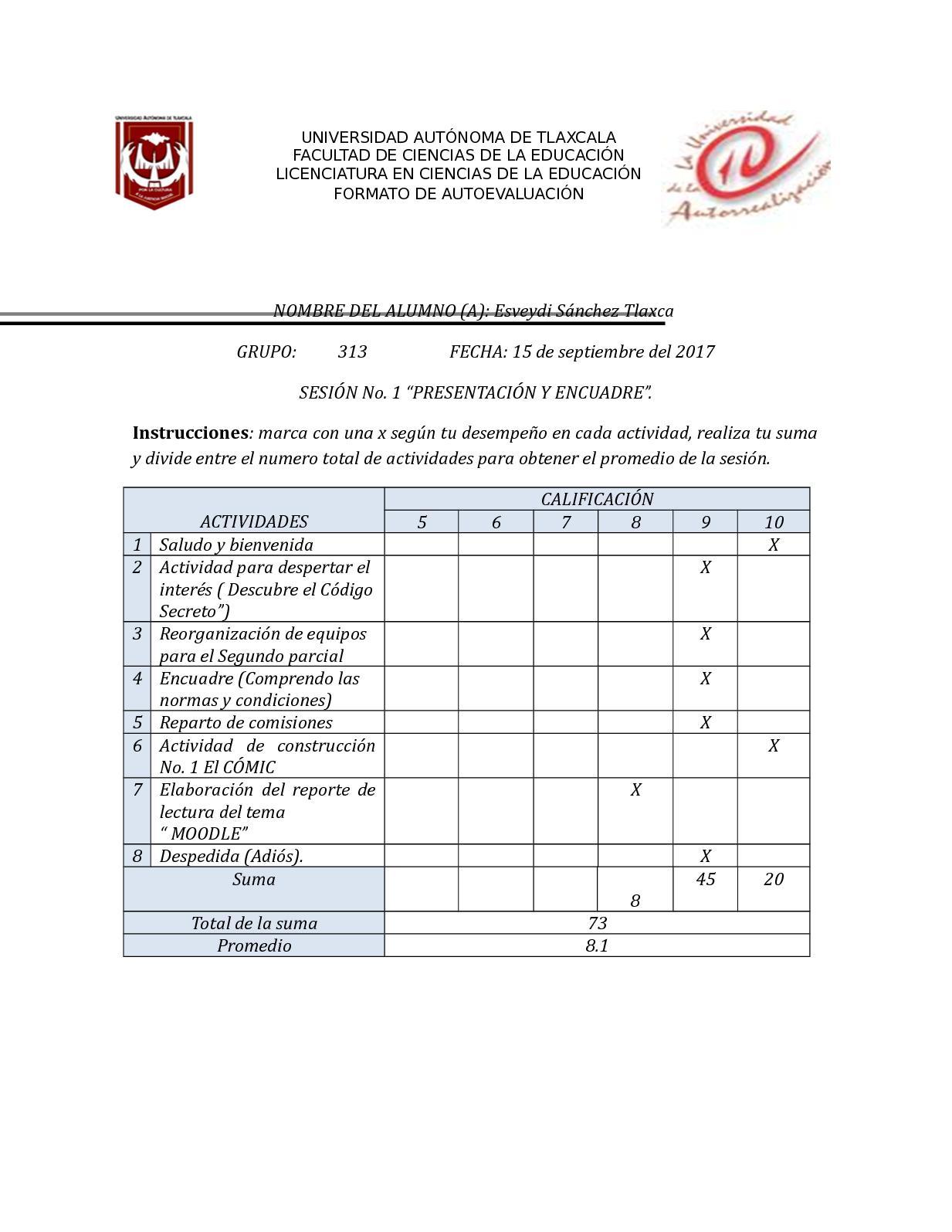 Calaméo - Autoevaluación Sp1