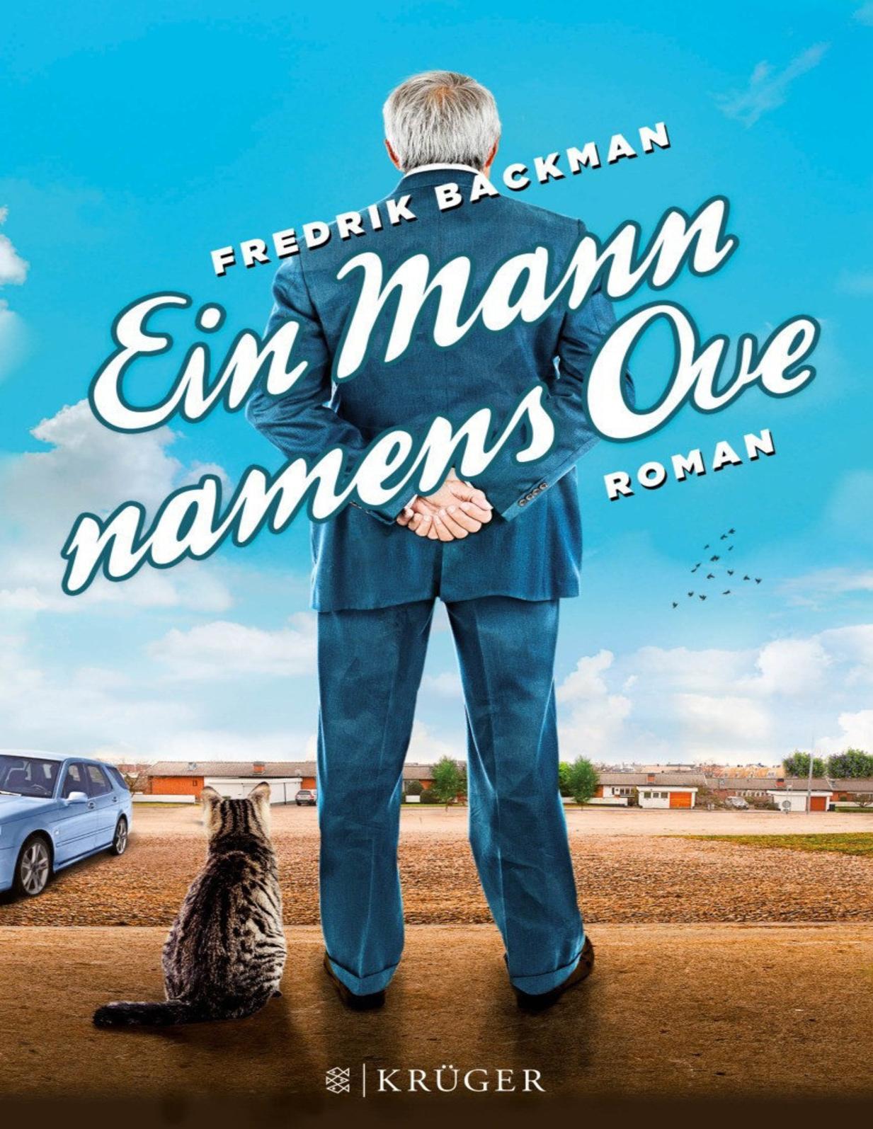 Calaméo - Fredrik Backman, Ein Mann Namens Ove