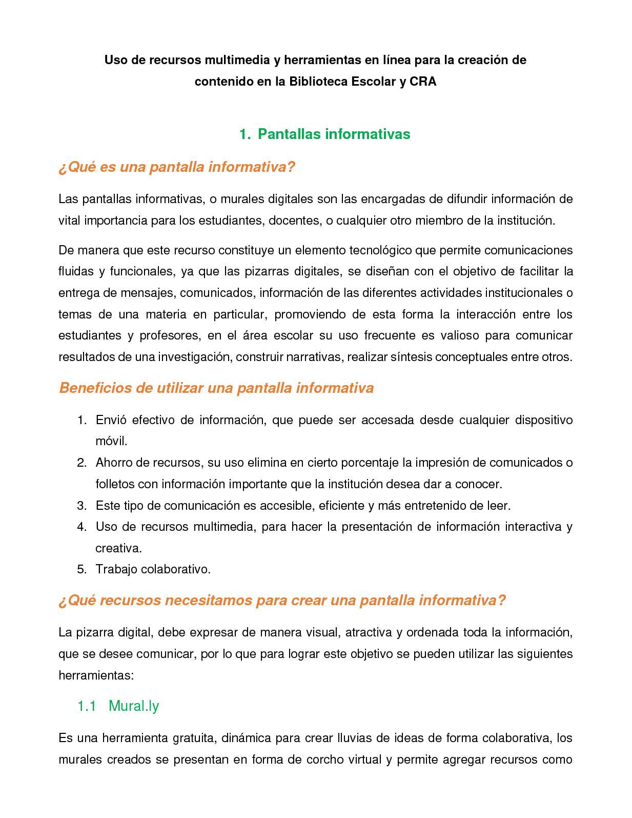 Calaméo - Recursos Multimedia