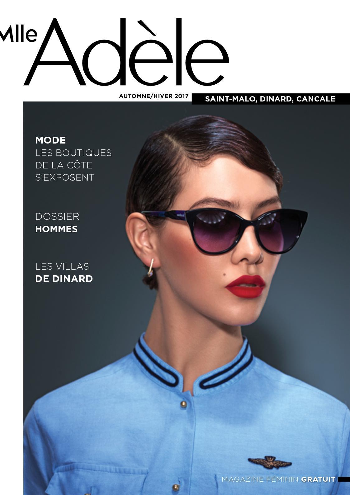 Calaméo - Magazine Mlle Adèle Côte D emeraude N°8 75e0b454e4c