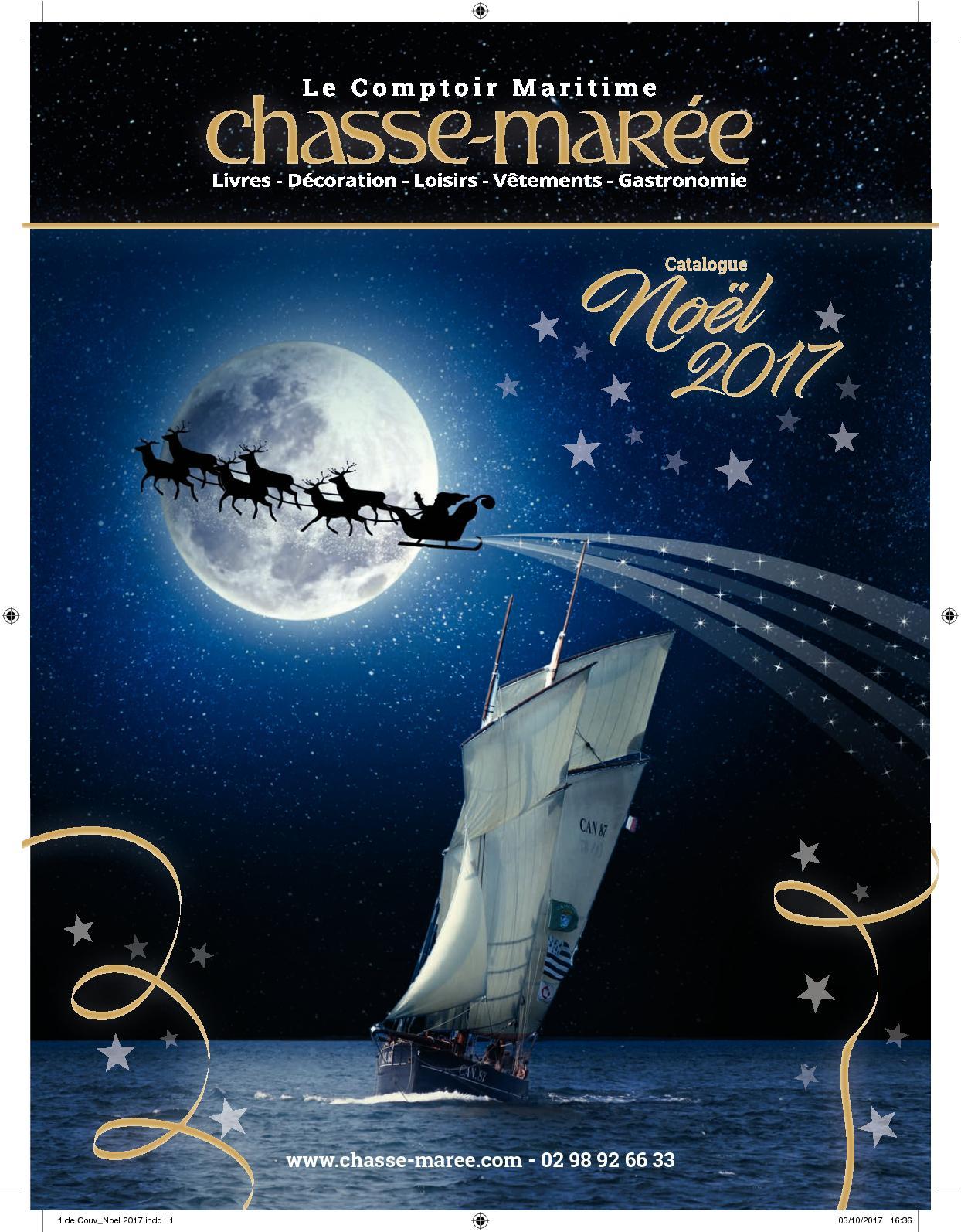 2017 Chasse Calaméo Marée Maritime Comptoir Du Catalogue Noël qEw1aE