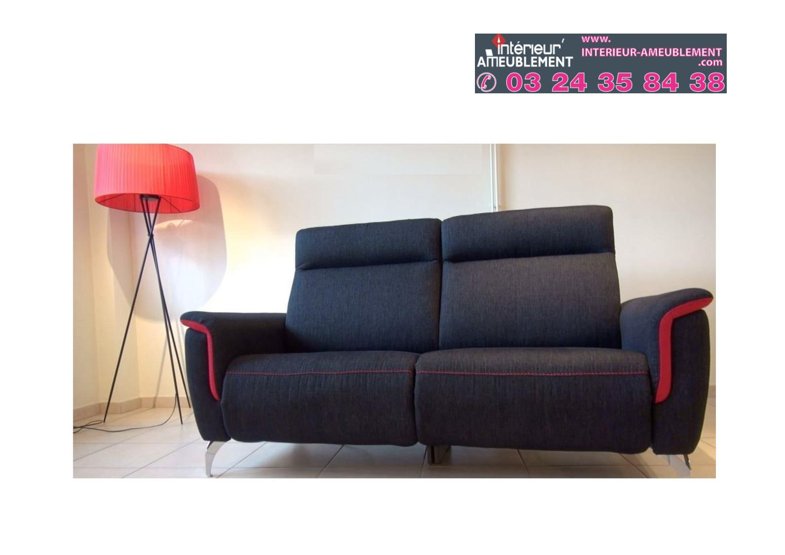 Calam o canape bmated interieur ameublement for Interieur ameublement