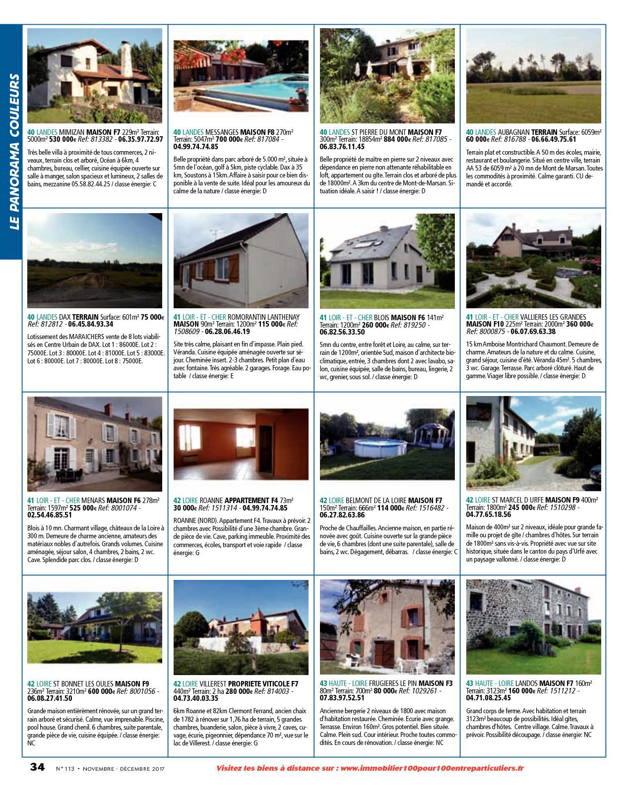 Salle De Bain Handicape Norme Suisse ~ L Immobilier 100 Entre Particuliers Appelimmo N 113 Novembre