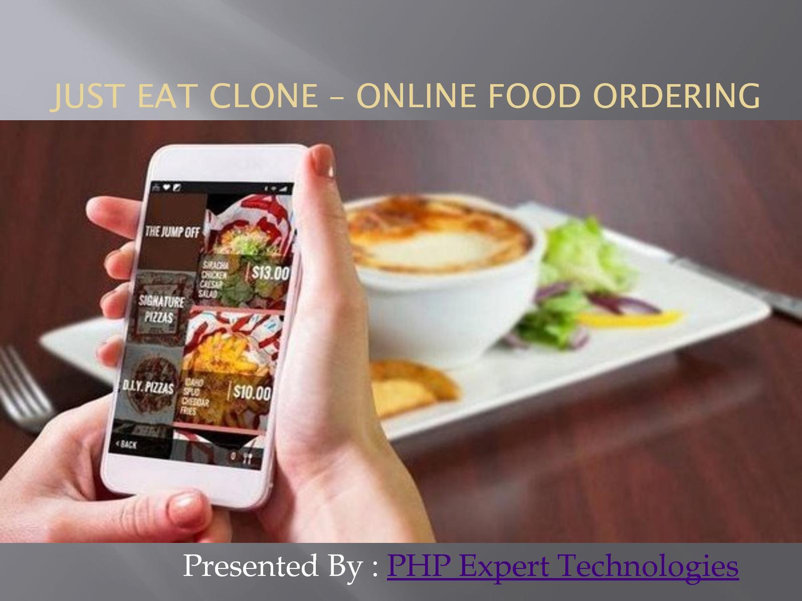 calaméo just eat clone \u2013 online food ordering solutionjust eat clone \u2013 online food ordering solution