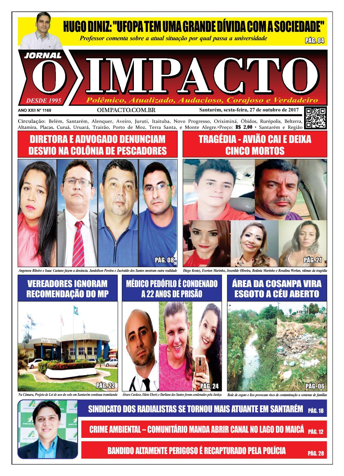 Jornal O Impacto Ed. 1169