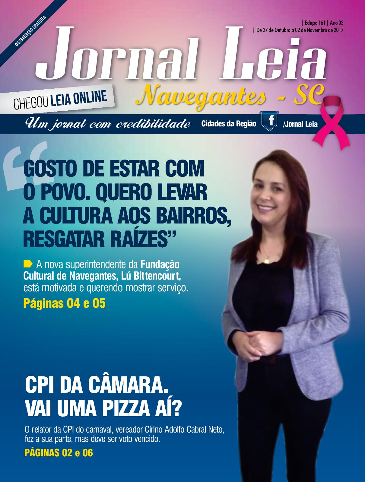 Jornal Leia - Edição Digital #161