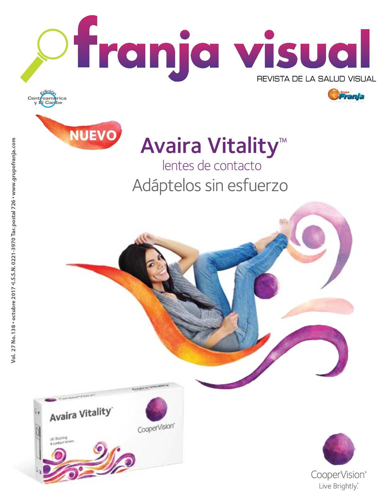 Calaméo - Franja Visual No. 138 Centroamérica 54b8fad74e