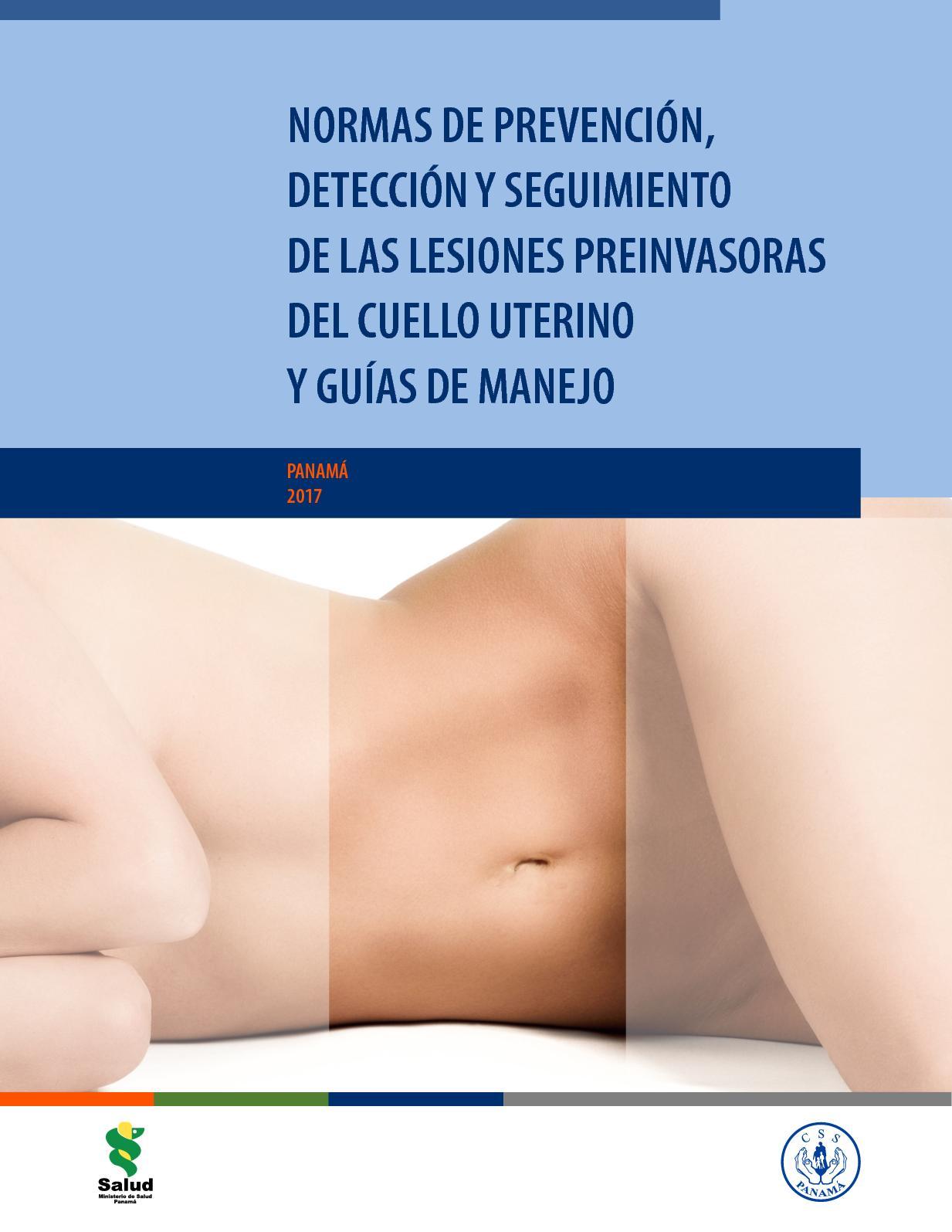Calaméo - MINSA - CSS Normas De Prevención, Detección Y Seguimiento ...
