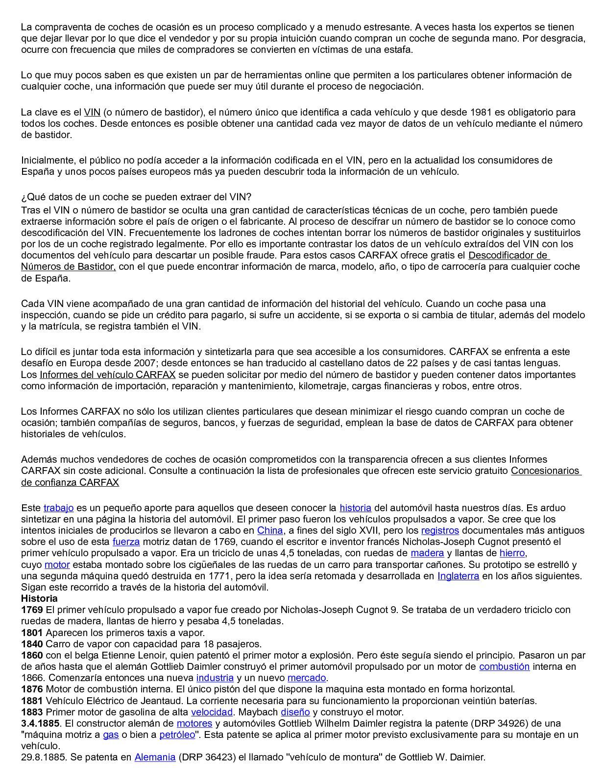 Calaméo - La Compraventa De Coches De Ocasión Es Un Proceso ...