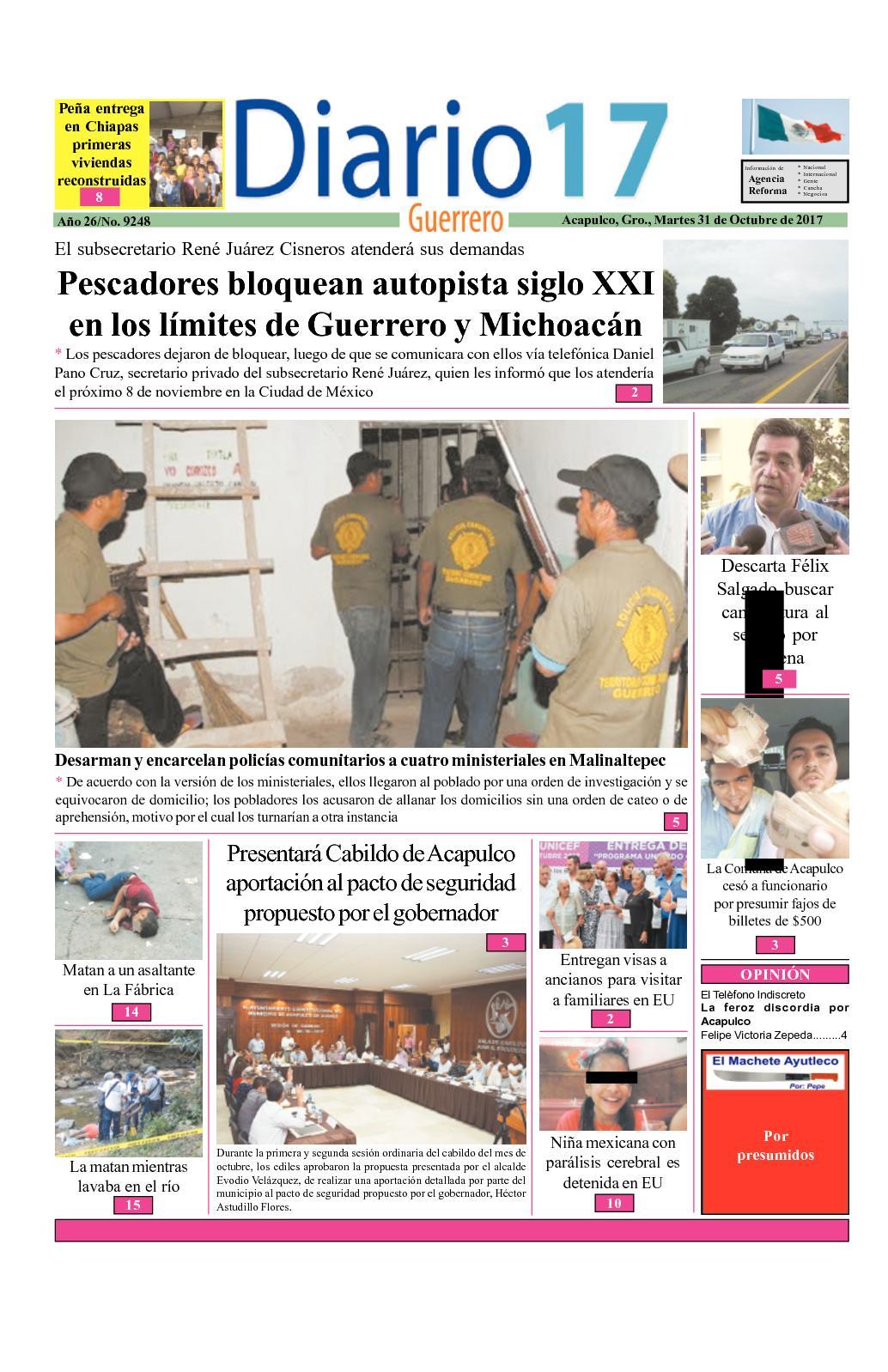 Diario 17 Guerrero