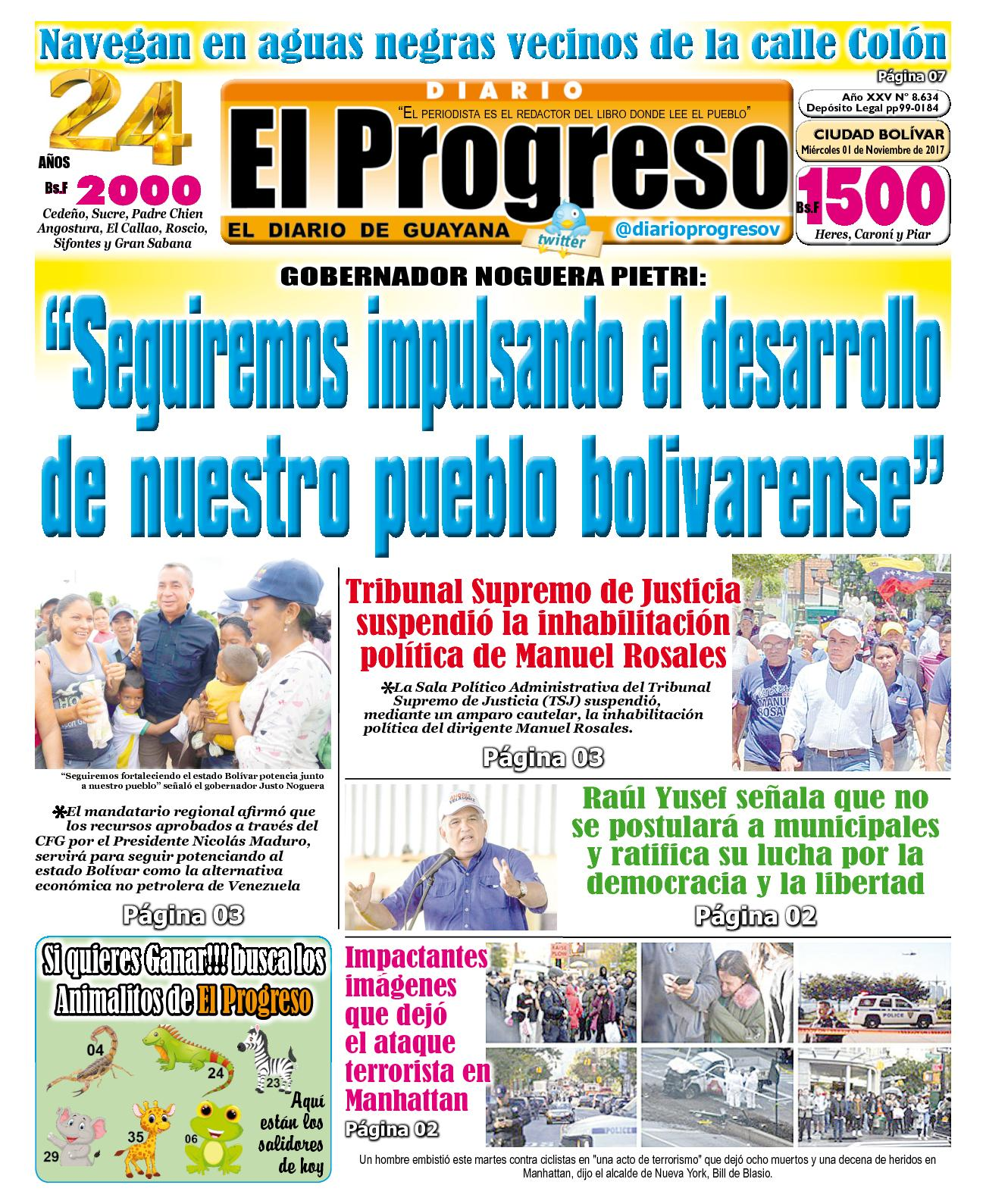 Diarioelprogreso2017 11 01
