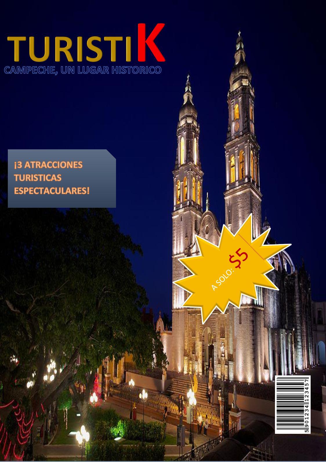 Revista Campeche TuristeK