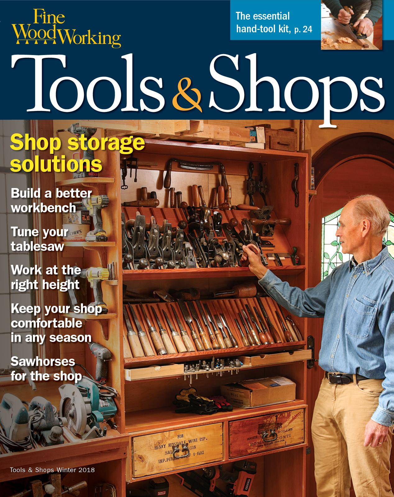 Calam O Fine Woodworking 265 Winter 2017 2018 Tools And