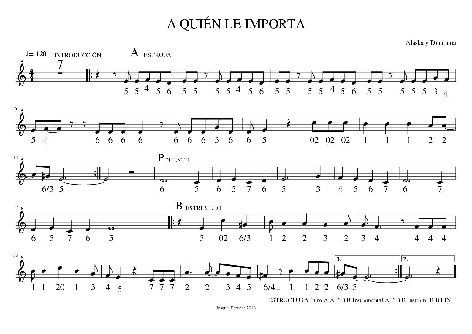 Flauta BAT T2 1718