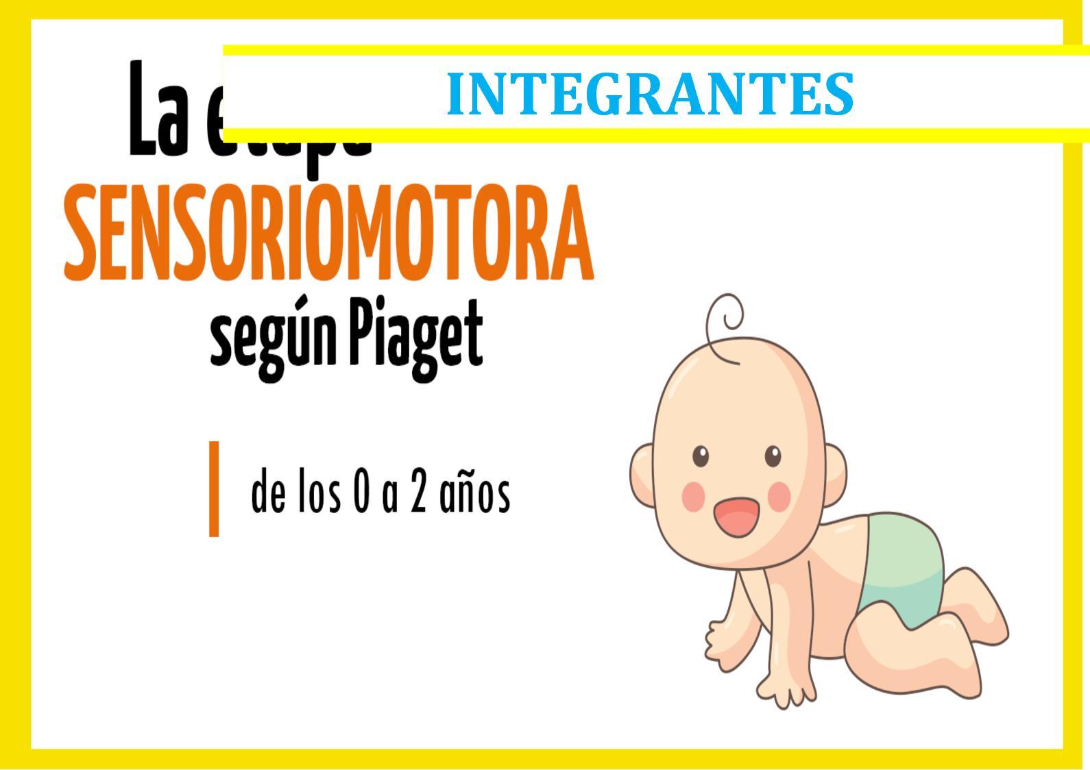 Calaméo - Piaget Y Erikson Desarrollo Psicoafectivo
