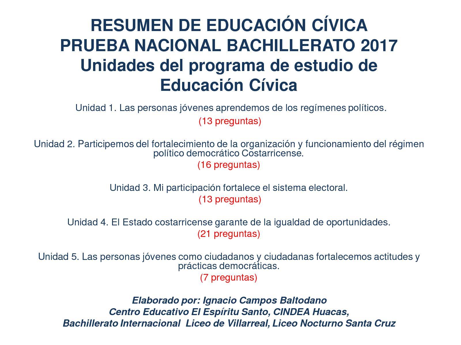 Presentación Cívica Ignacio 2017