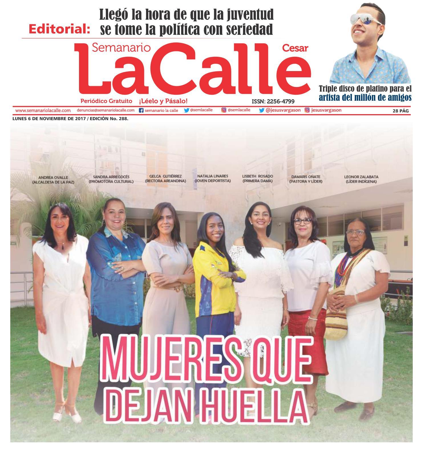 Semanario La Calle edición 288