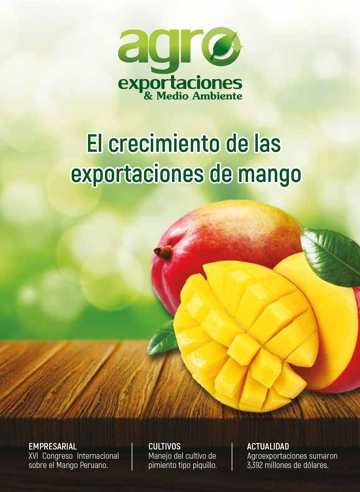 Calaméo - Agroexportacion & Medio Ambiente Nº 11