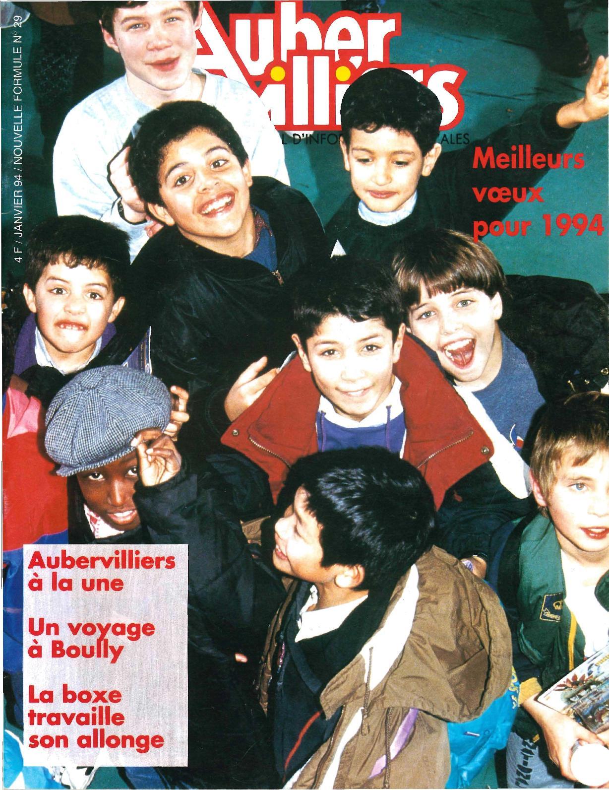 Calaméo Aubermensuel n° 29 janvier 1994 5C147