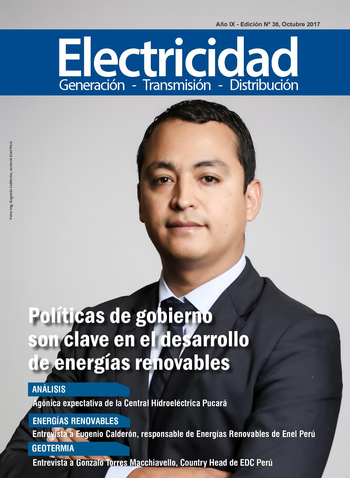 Calaméo - Revista Electricidad Edicion 38