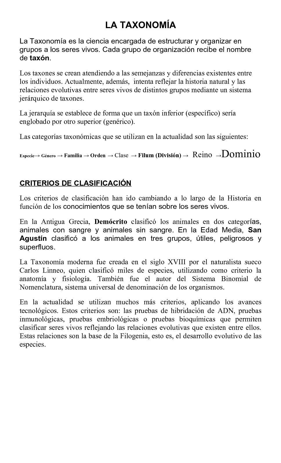 Calaméo - La Taxonomia