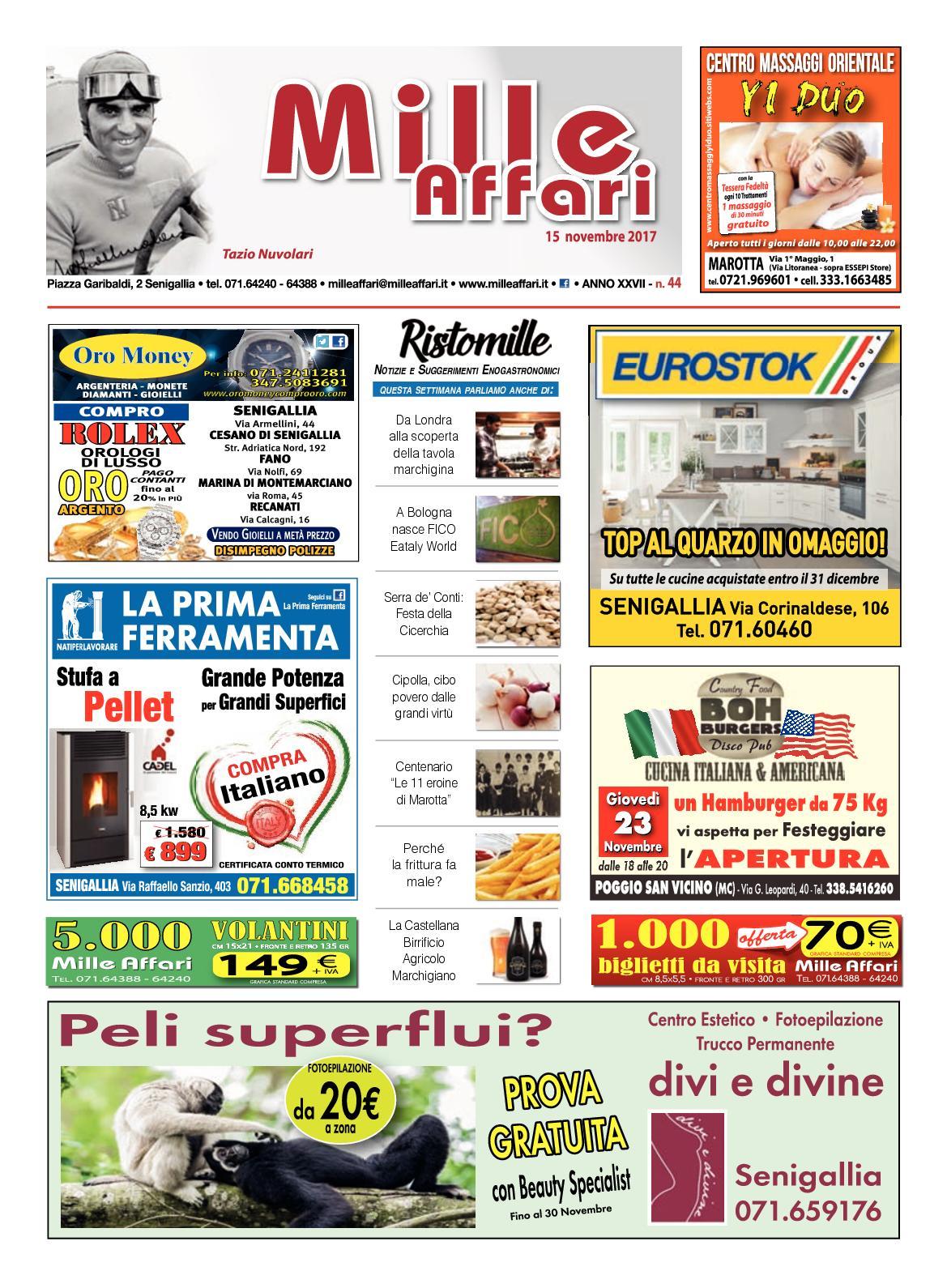 Calaméo Milleaffari N°44 Del 15 11 17