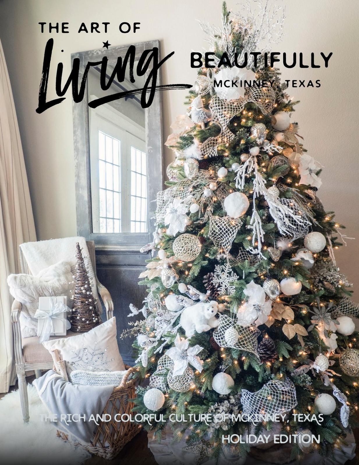 The Art of Living Beautifully Holiday 2017