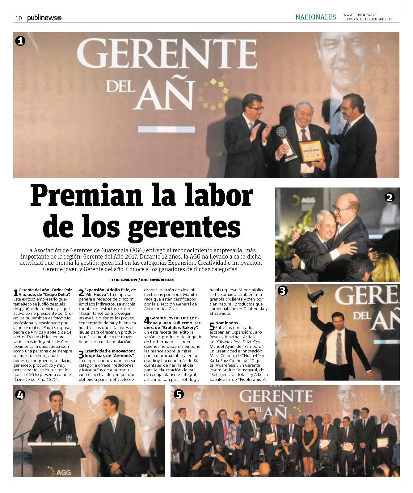Guatemala City 16112017 Calameo Downloader # Weinstein Muebles Esperanza