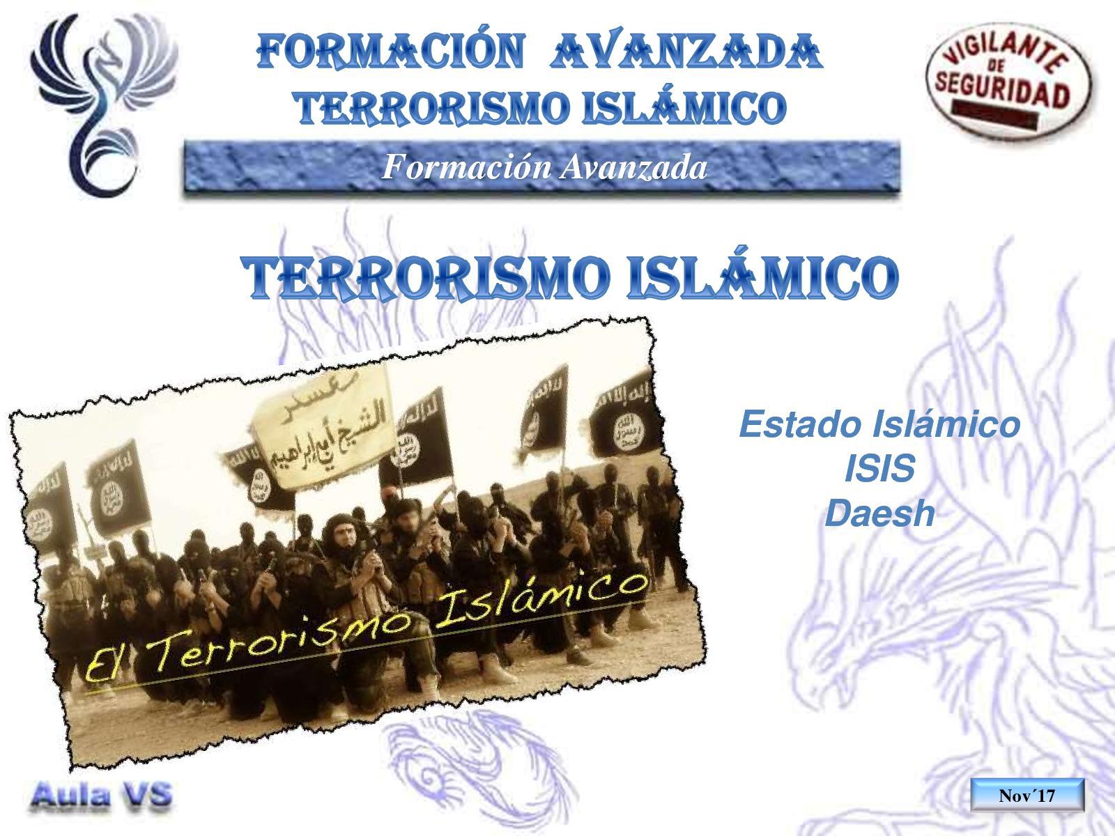 TI50 - Estado Islamico