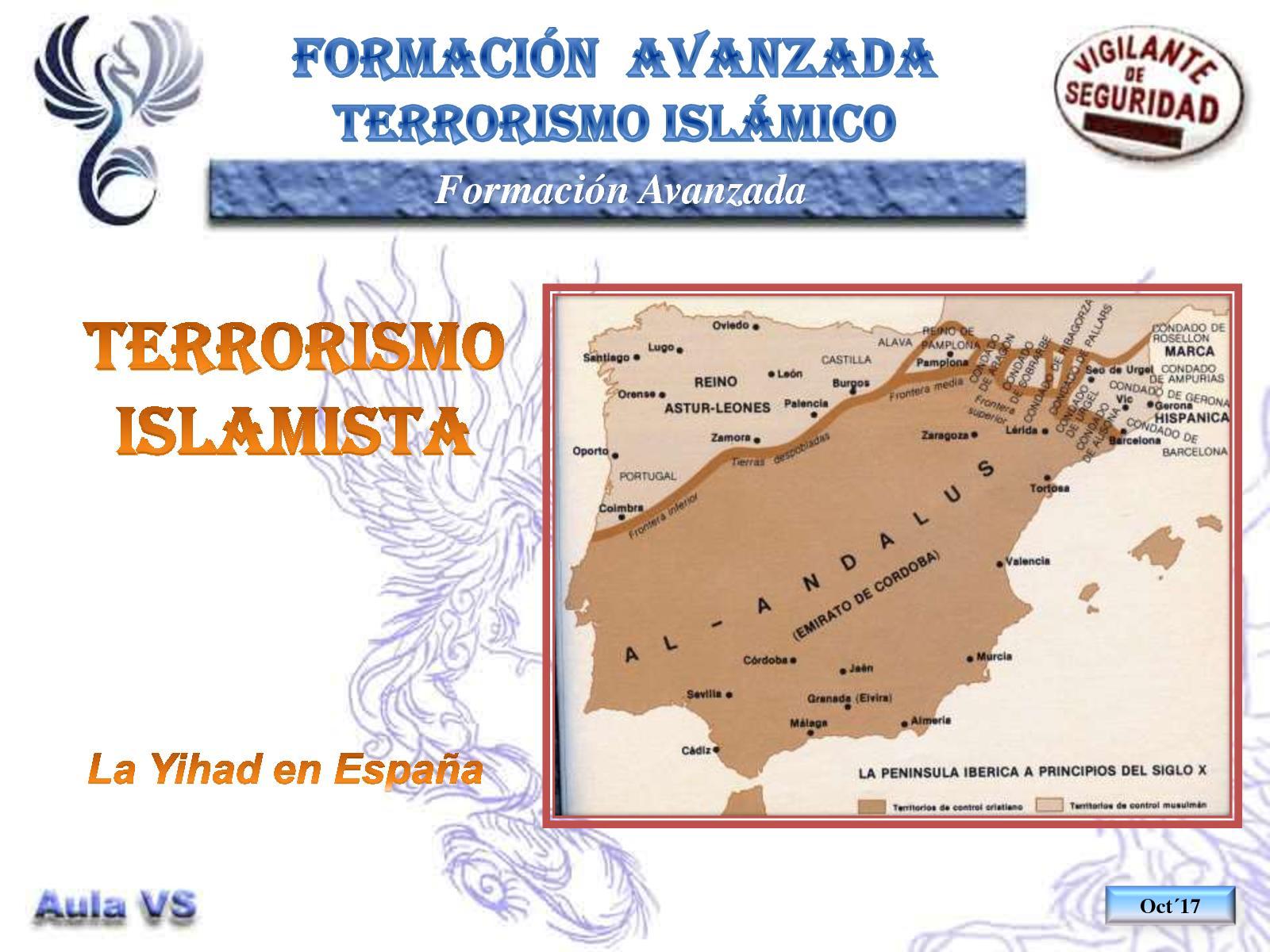 TI60 - La Yihad En España