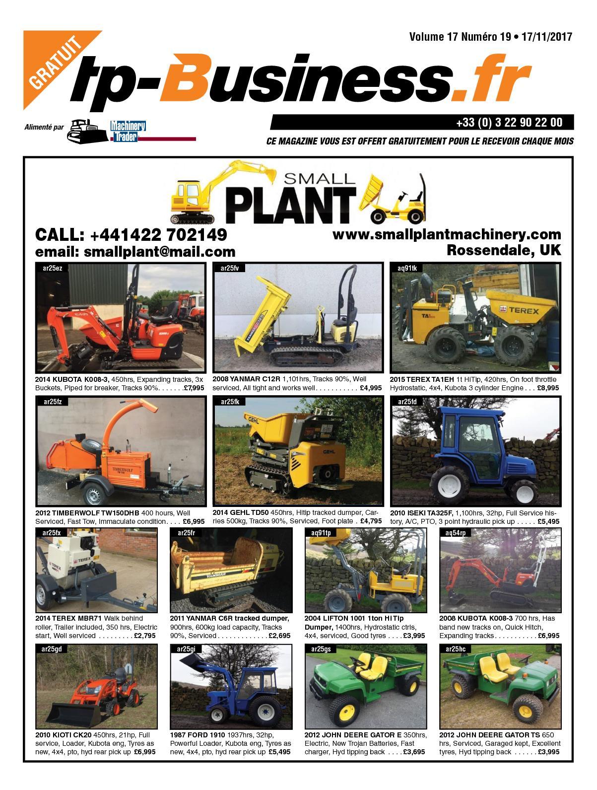 Calamo tp business volume 17 numro 19 17112017 fandeluxe Choice Image