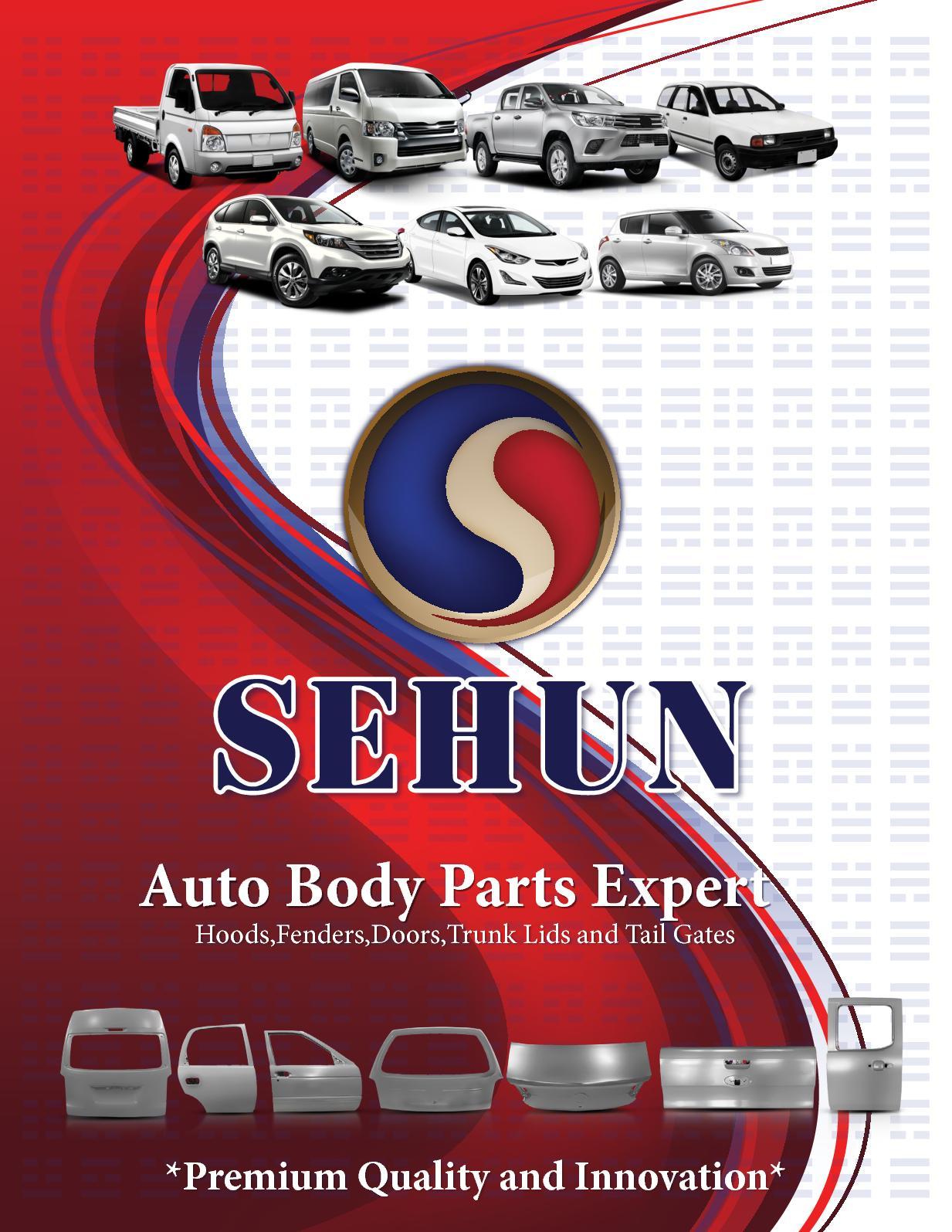 Catalogo Sehun Completo Marzo
