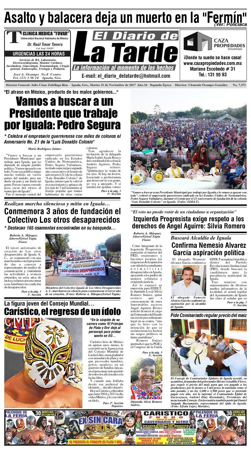 Calaméo - 21 De Noviembre De 2017
