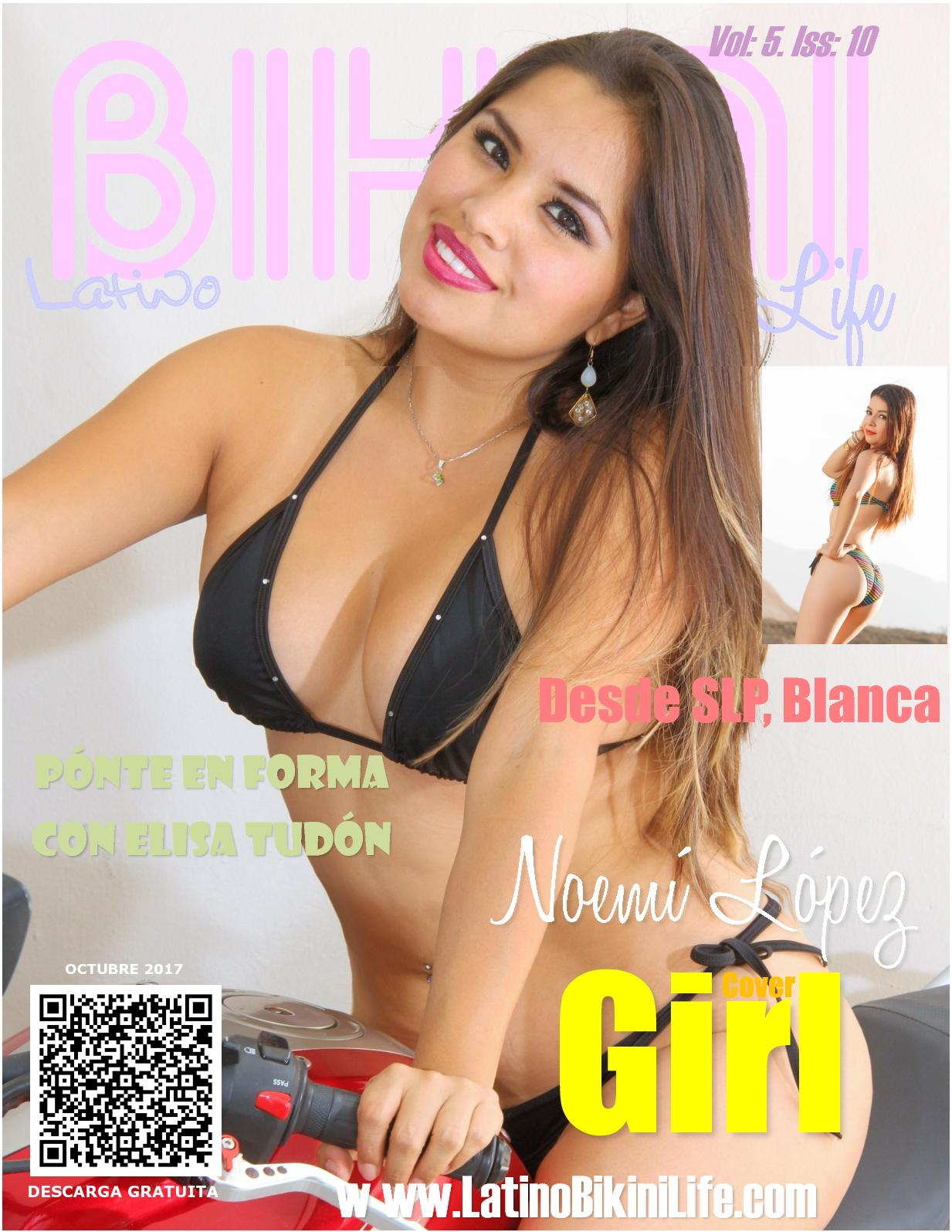 2017 Octubre Latino Bikini Life