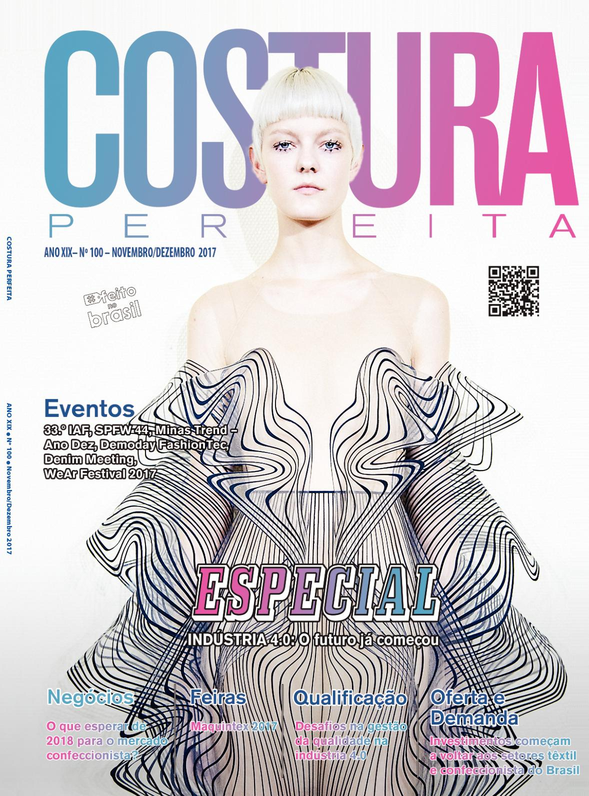 187803cf2f3 Calaméo - Revista Costura Perfeita Edição Ano XIX - N100 - Novembro -  Dezembro 2017