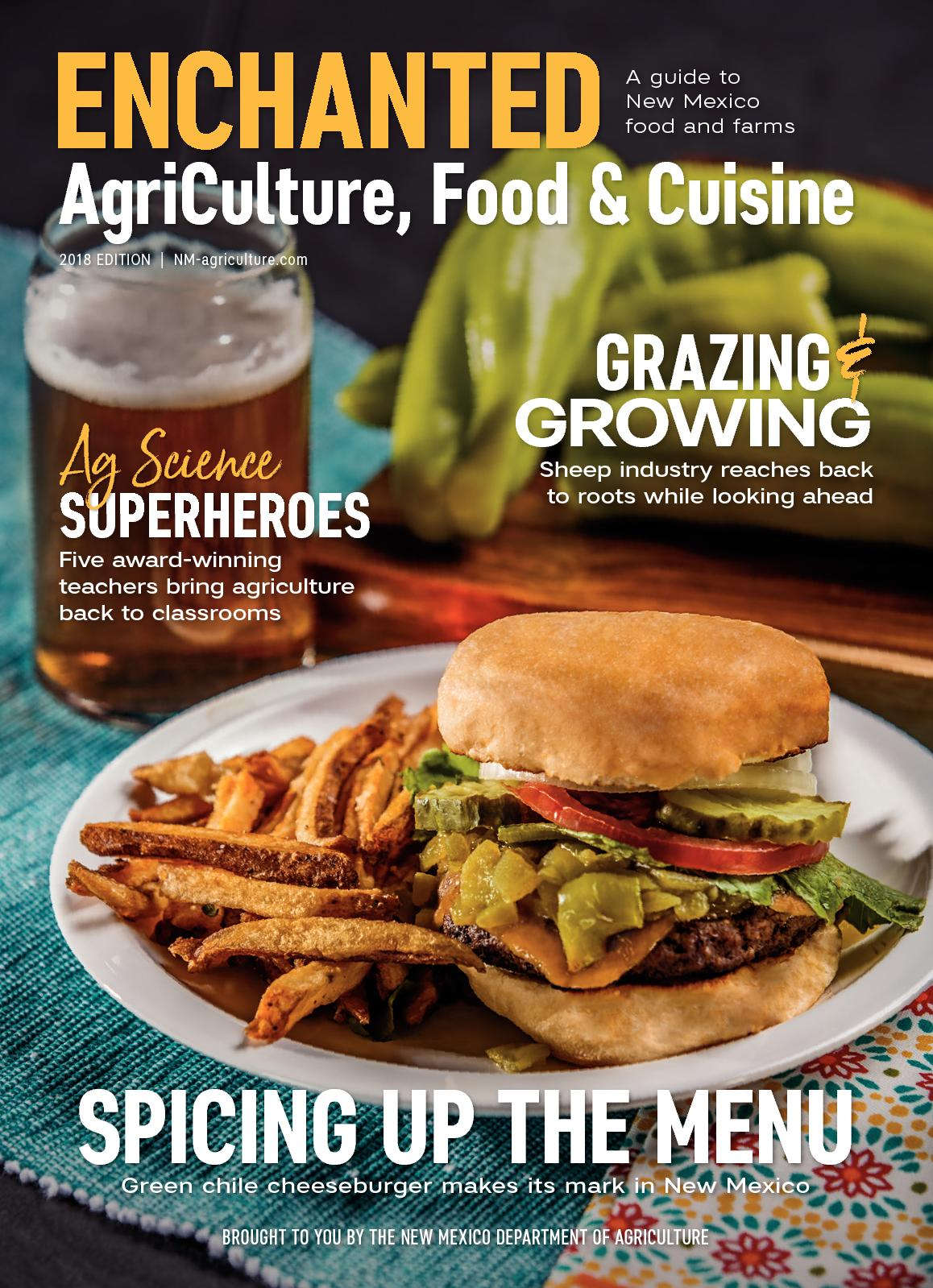 Enchanted AgriCulture, Food & Cuisine