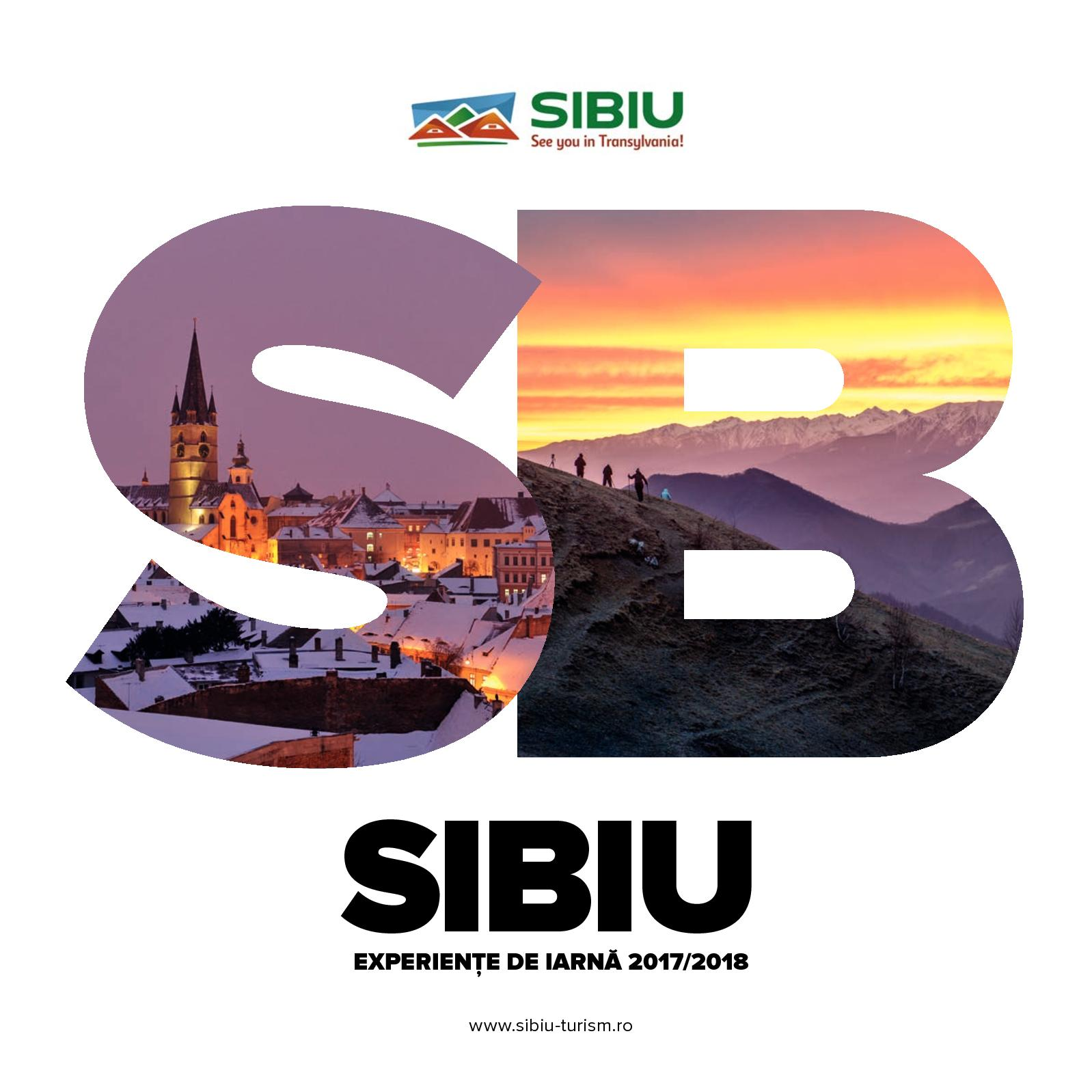 Sibiu - experienţe de iarnă 2017/2018
