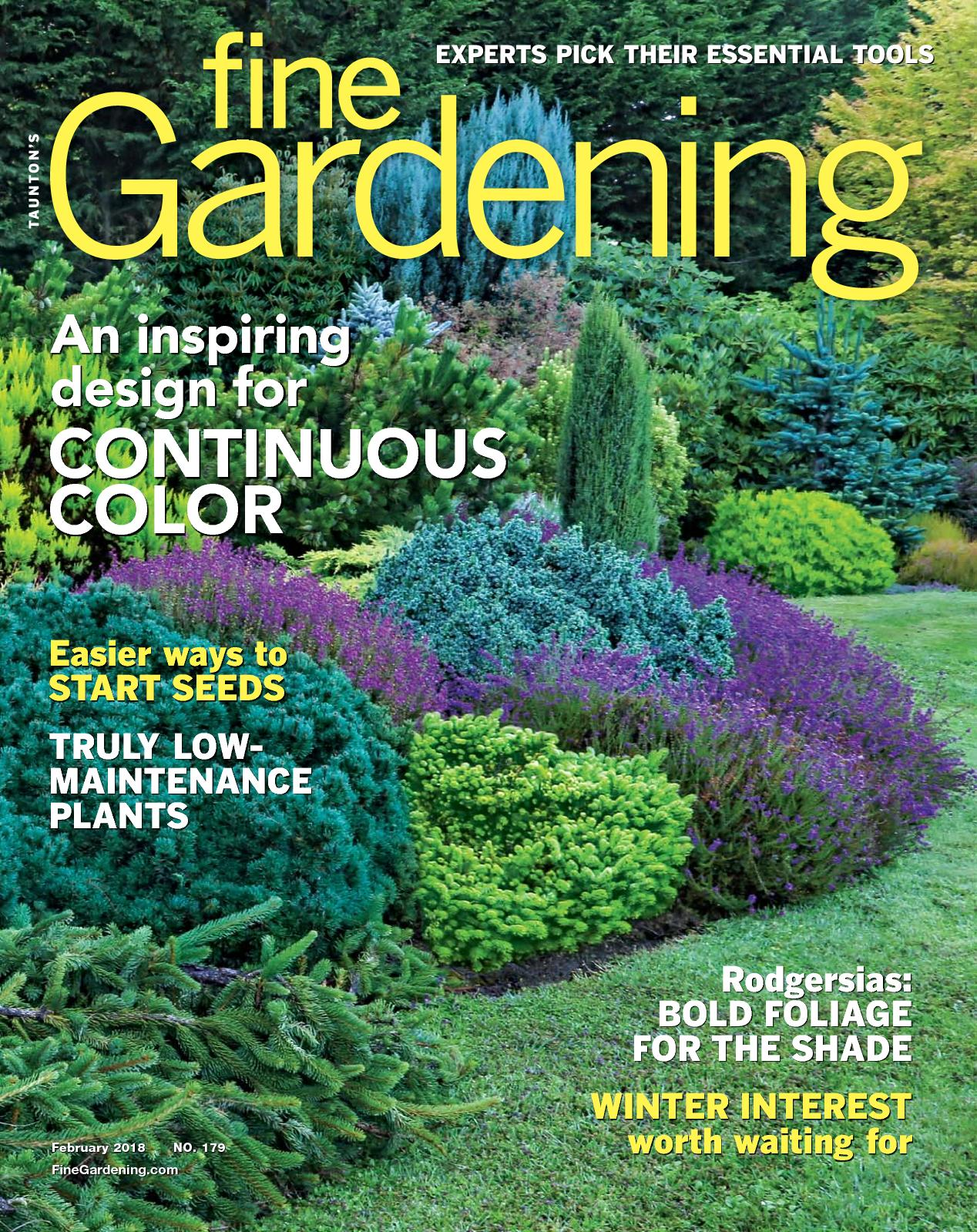Calaméo   Fine Gardening Issue 179   Preview