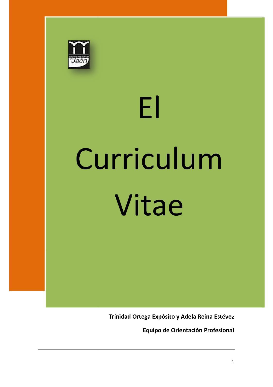 Calaméo - Curriculum Vitae