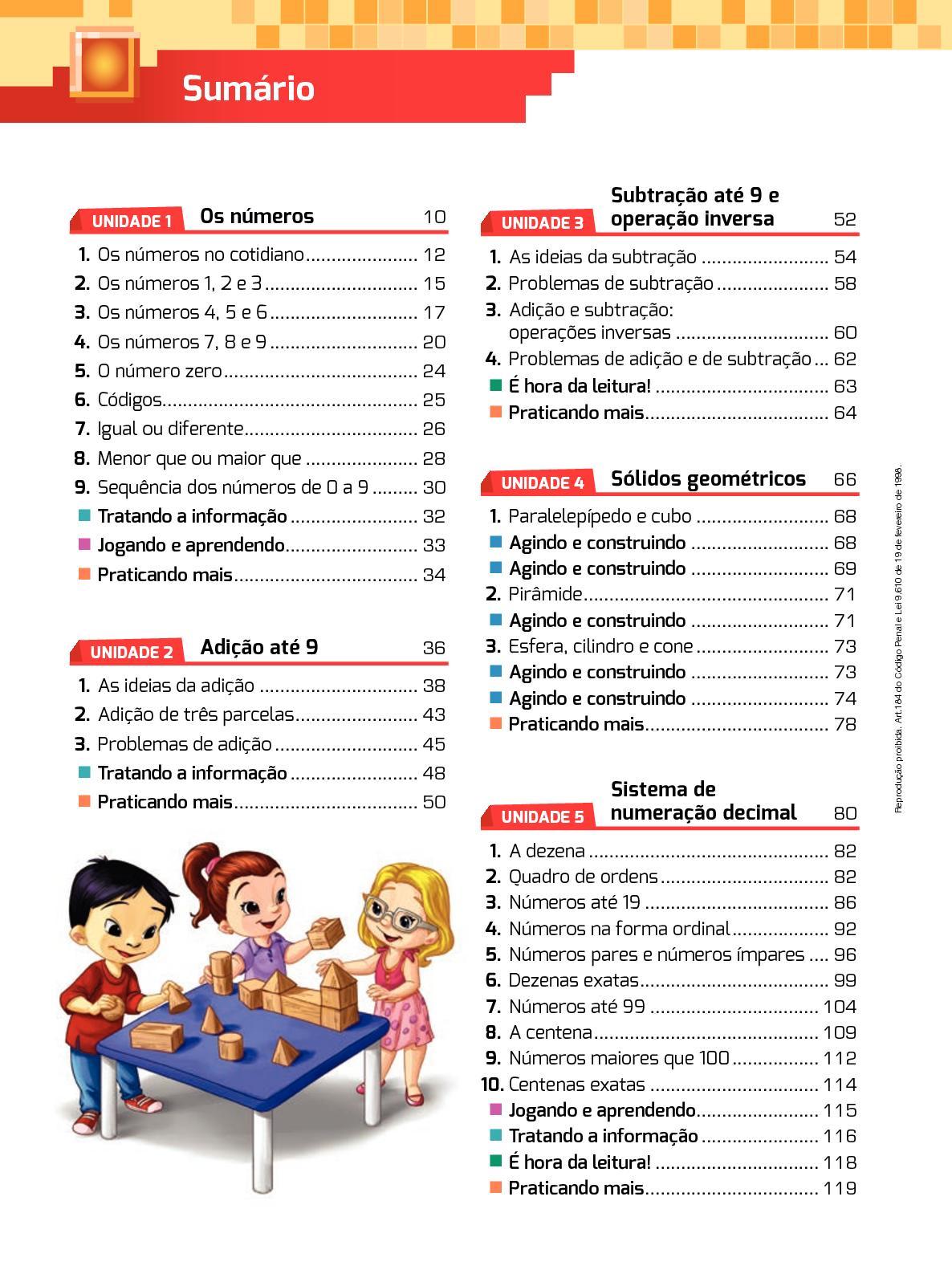 Matemática - 2º ano