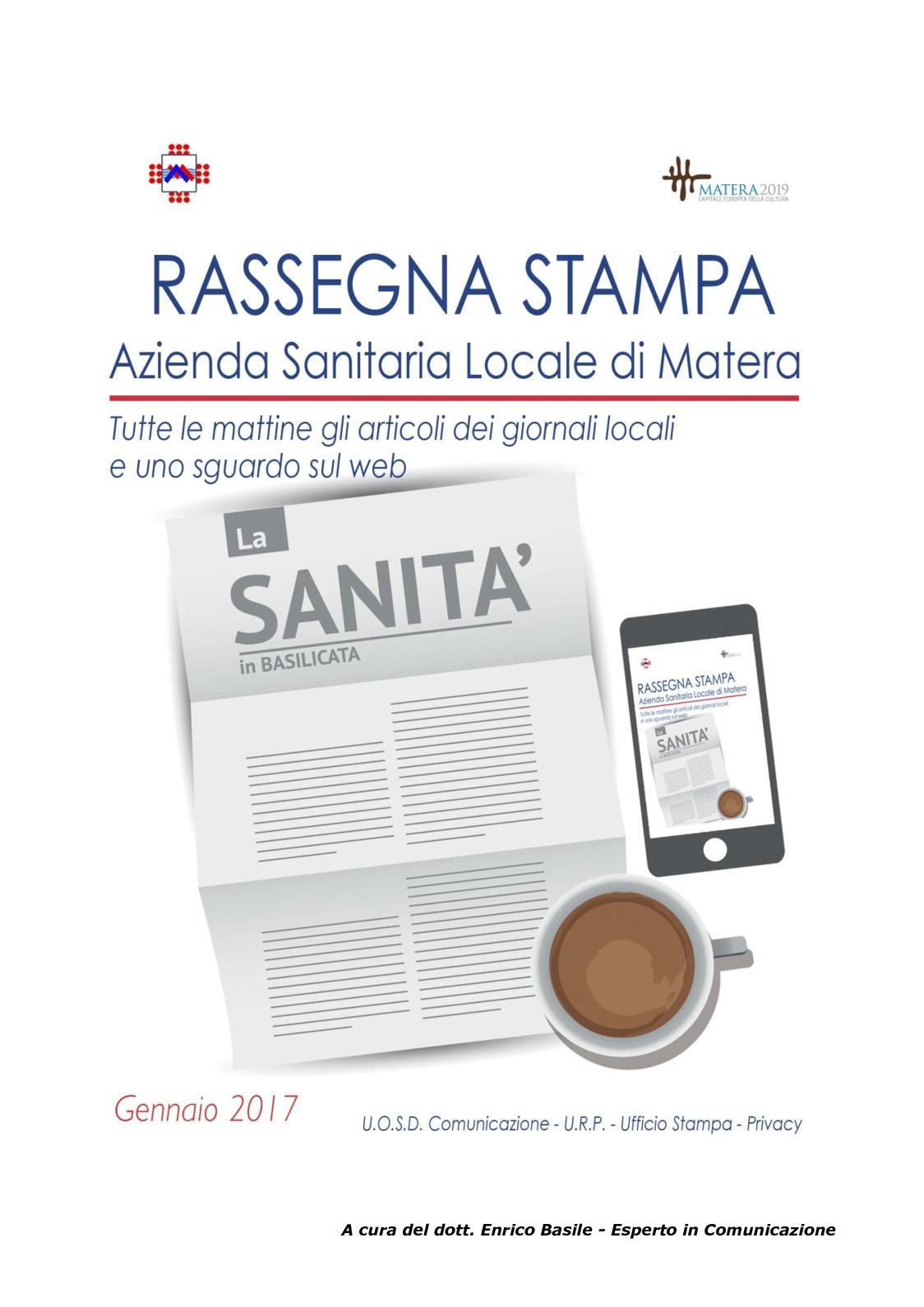 Calaméo ASM Rassegna Stampa Gennaio2017