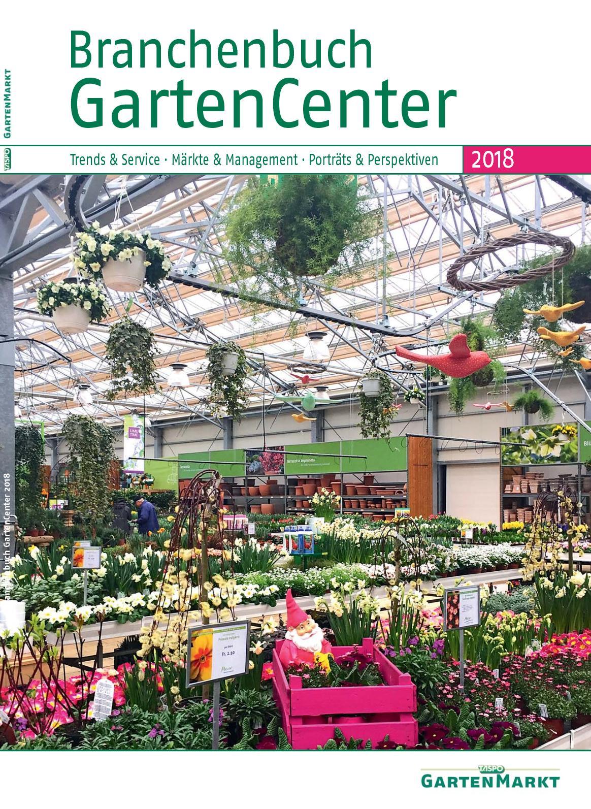 Calaméo - Branchenbuch Gartencenter 2018