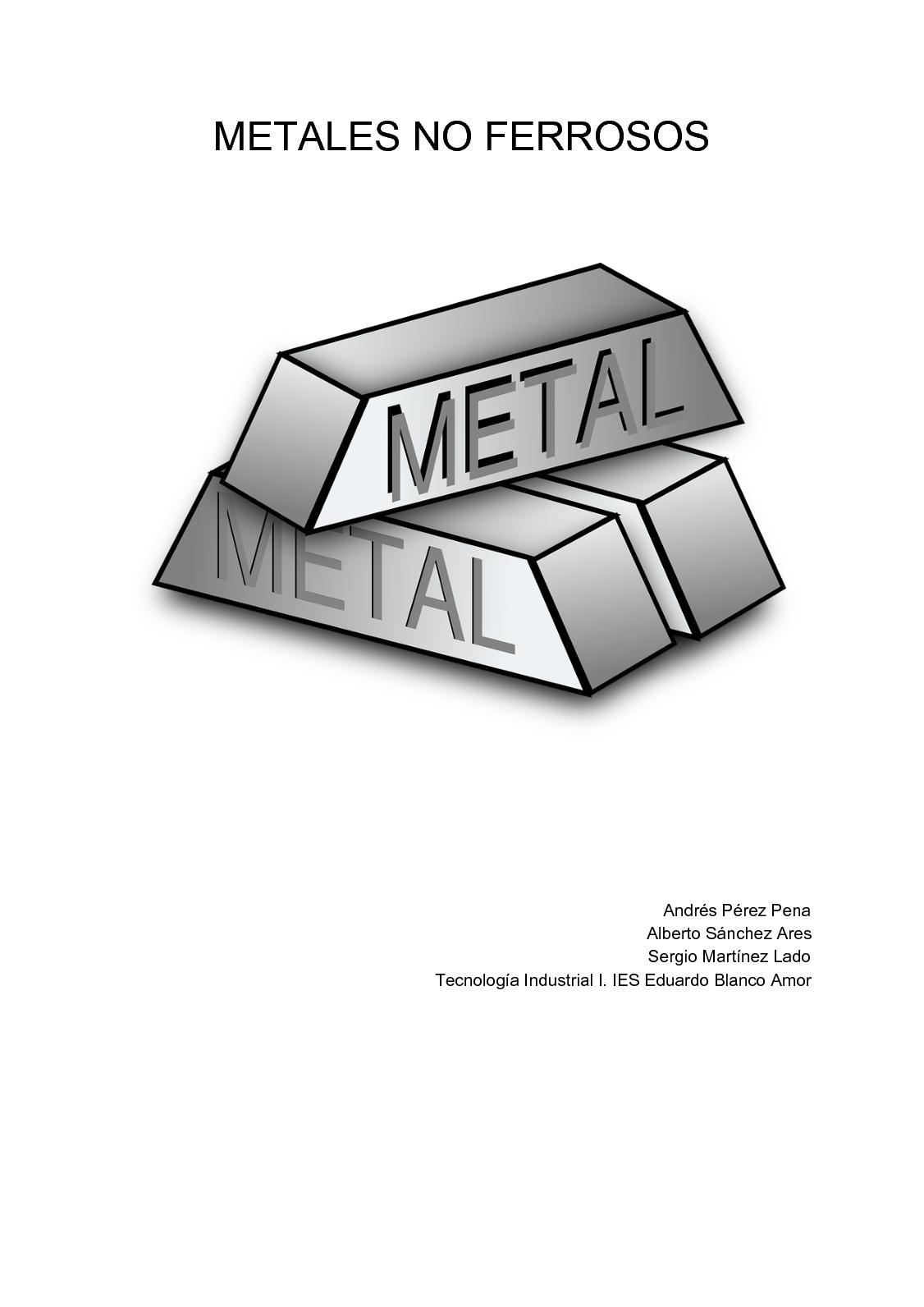 Metales no ferrosos calameo downloader page 1 urtaz Choice Image