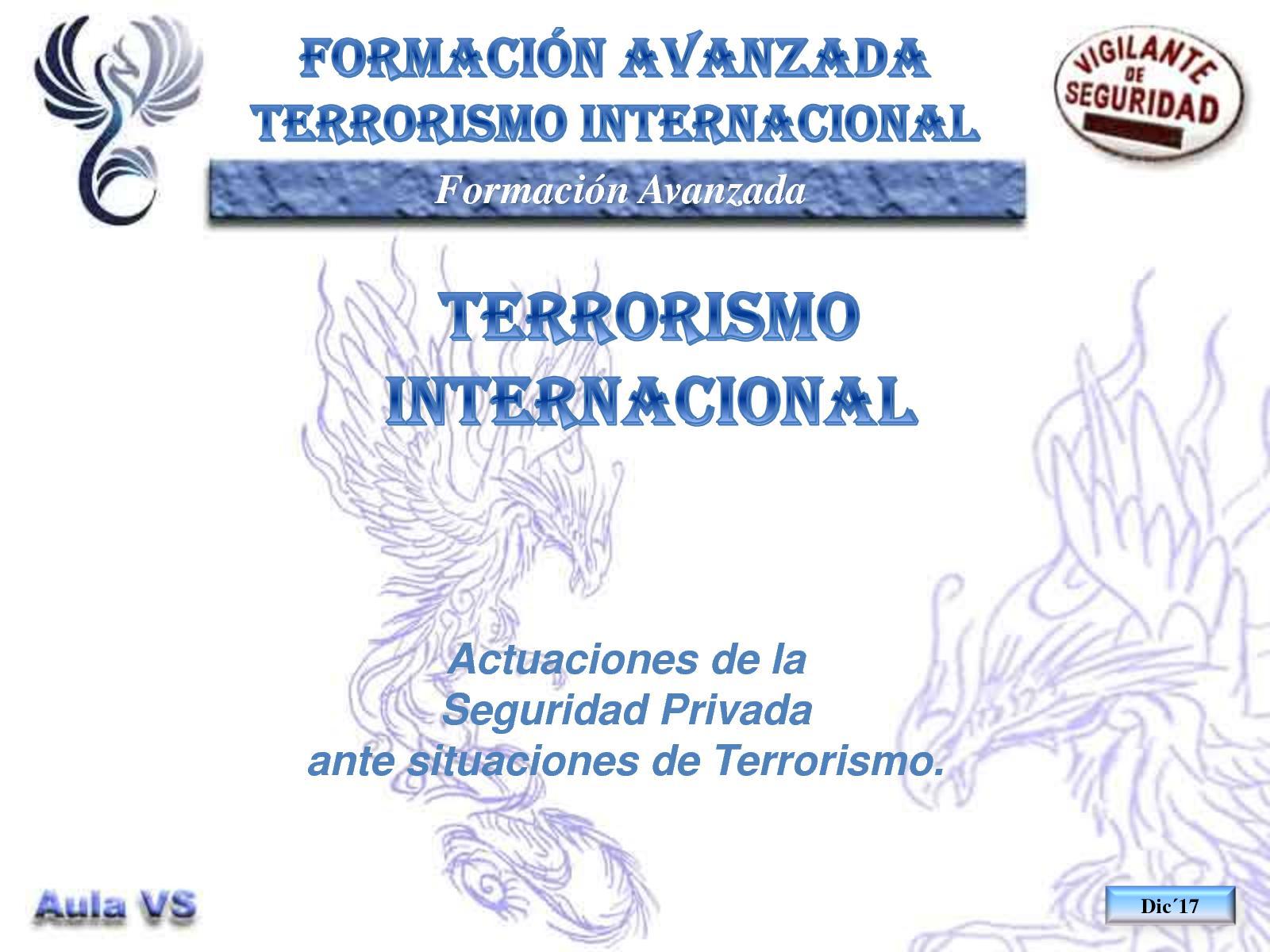 Ti80 Actuacion Ante El Terrorismo